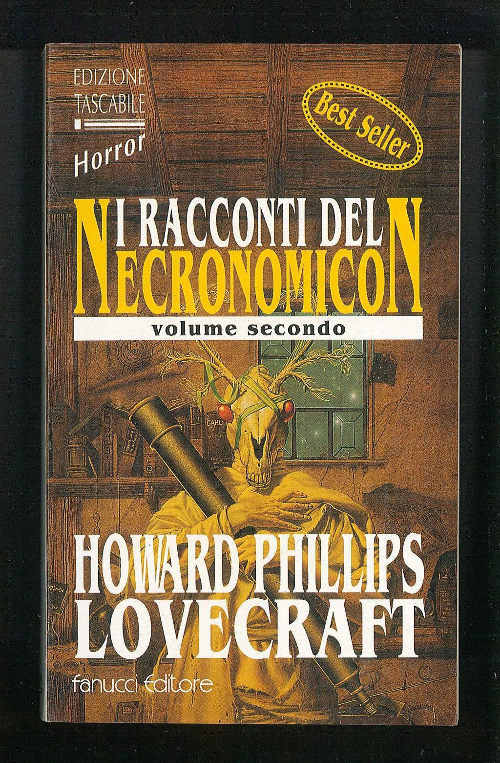 I racconti del Necronomicon - Vol. 2: Lovecraft