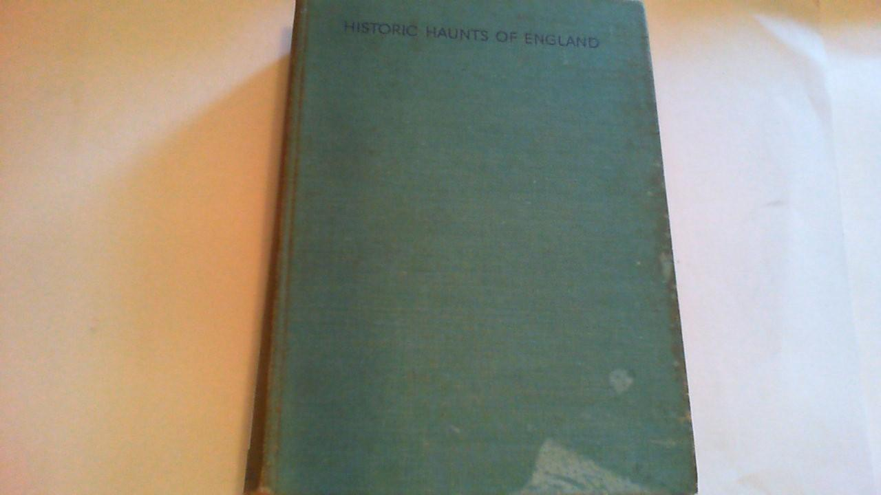 Ebook Historic Haunts Of England By Gwen Woodcock