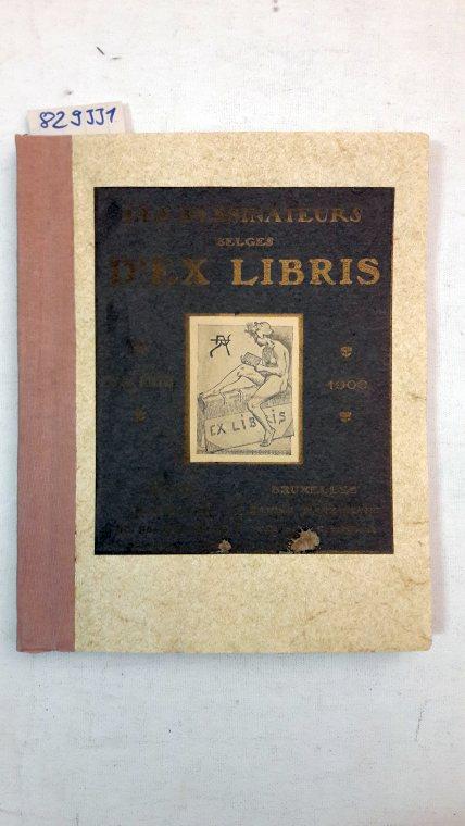 Les Dessinateurs Belges d'Ex Libris: Pierron, Sander:
