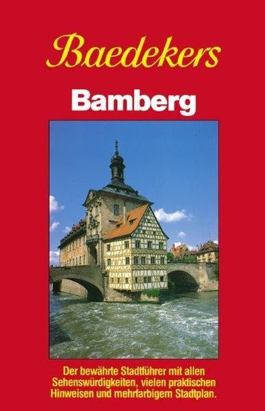 Baedeker Stadtführer, Bamberg: Karl, Baedeker,: