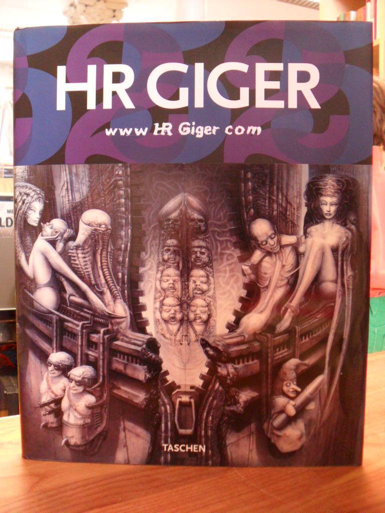 www HR Giger com,: Giger, H. R.,