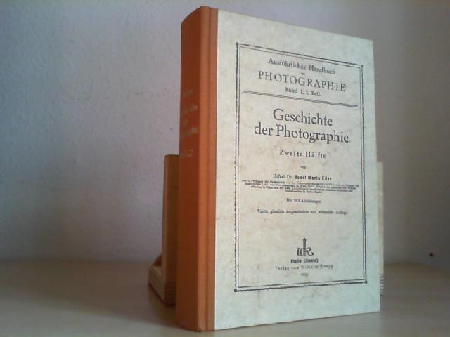 Geschichte der Photographie. Zweite Hälfte. Nr. 18: Eder, Josef Maria: