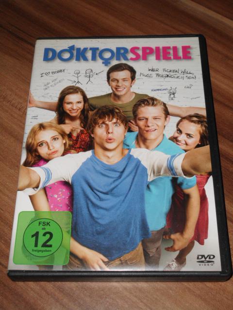 Doktorspiele, [DVD]: Rose, Merlin und