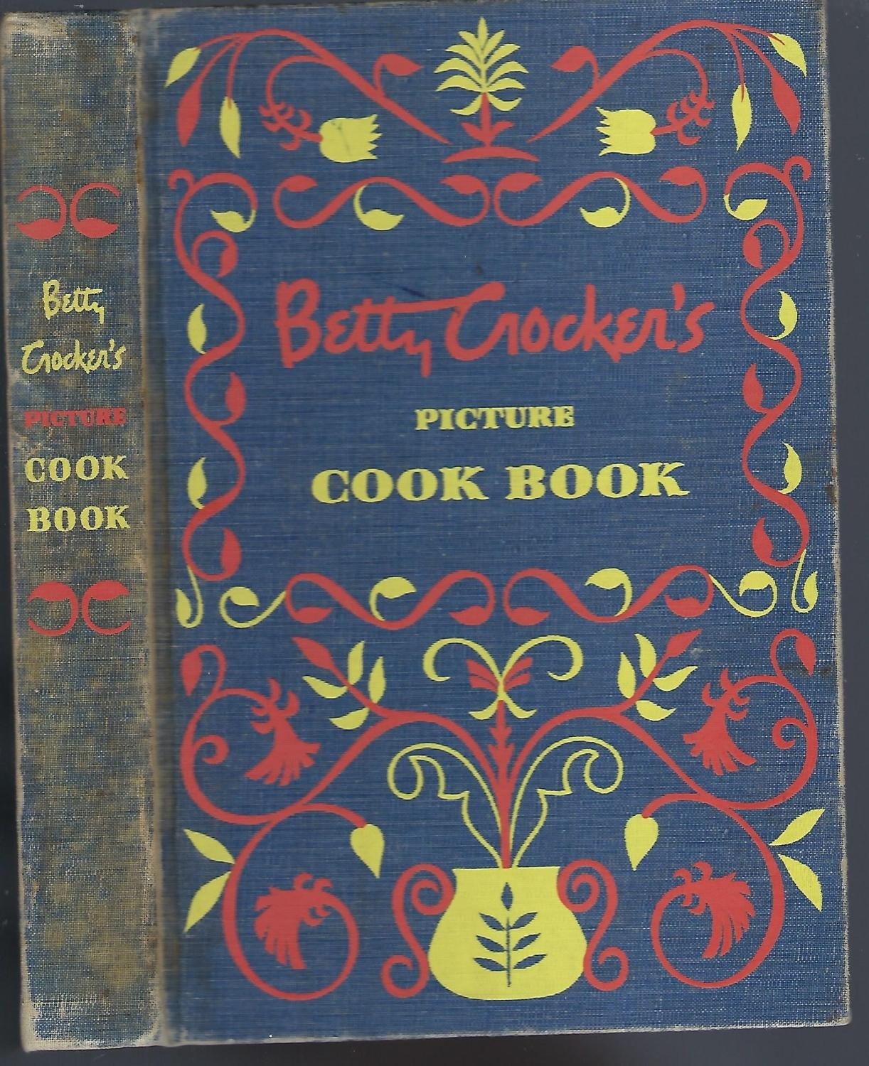 Betty Crocker/'s Picture Cook Book Gift Tags Retro Cooking Gift Tags,