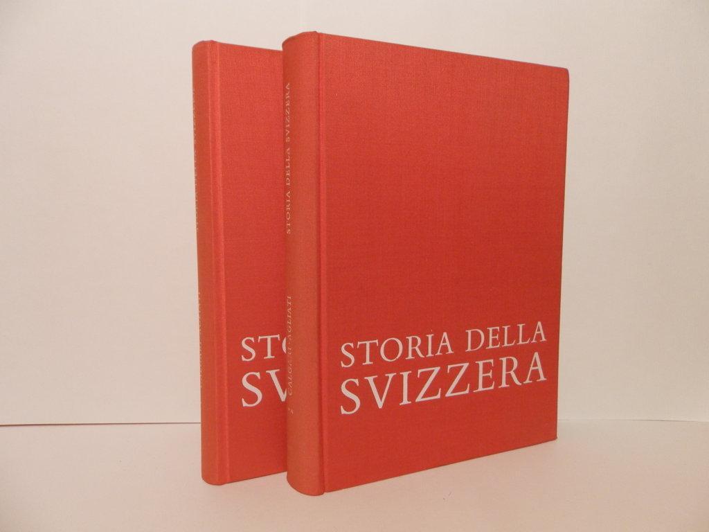 Storia della Svizzera. 1: dalla preistoria al: Agliati, Mario