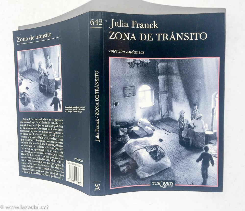 Zona de tránsito - Julia Franck