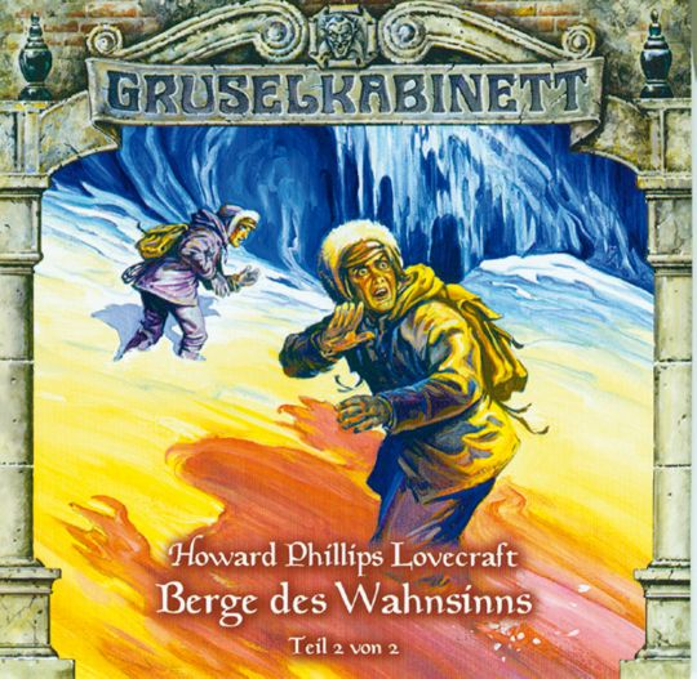 Lovecraft , Berge des Wahnsinns 2 (CD)