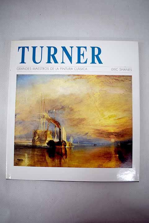 Turner - Shanes, Eric