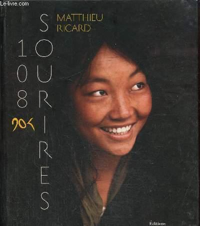 108 sourires - Ricard Mathieu