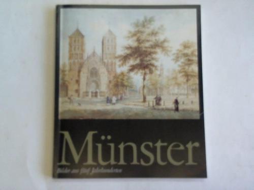 Münster. Bilder aus fünf Jahrhunderten: Westfälisches Landesmuseum für