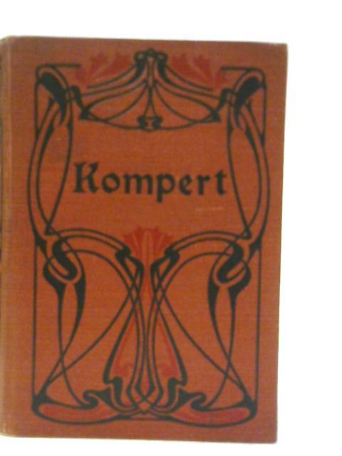 Leopold Komperts Samtliche Werke, Volumes 9 &: Leopold Kompert