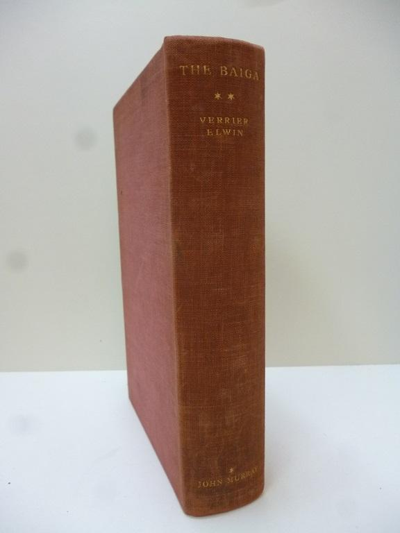 The Baiga.: Elwin, Verrier