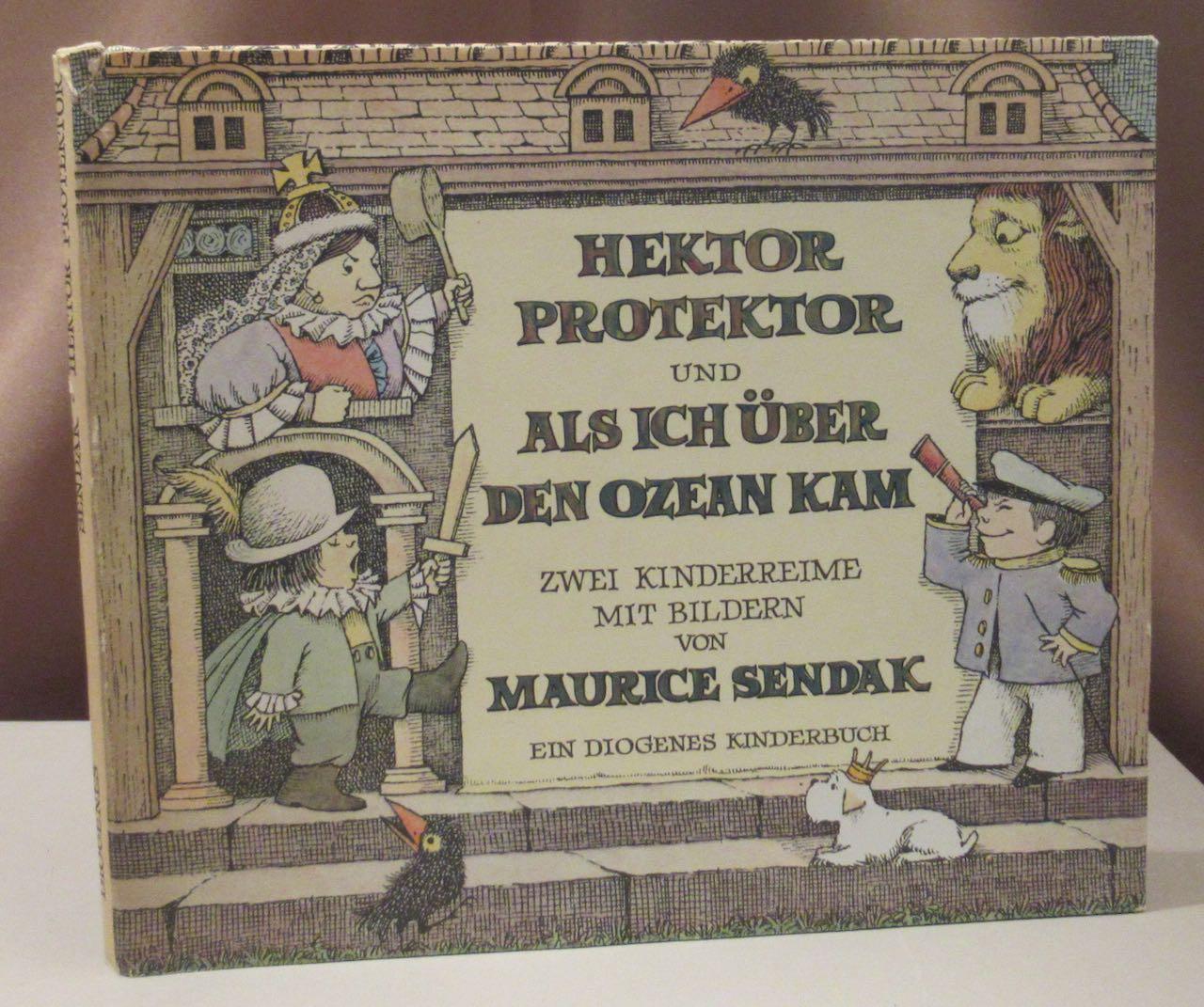 Hektor Protektor und Als ich über den: Sendak, Maurice.