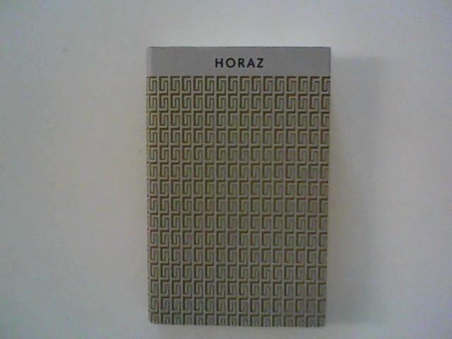 Meisterwerke der Antike. Horaz. Oden und Epoden.: Horatius, Flaccus Quintus: