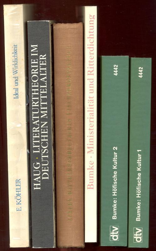 5 Titel zur deutschen Sprache und zur: Köhler, E. -