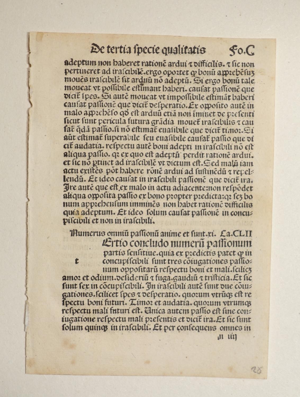 De declaratione difficilium terminorum tam theologiae quam: Armandus de Bellovisu: