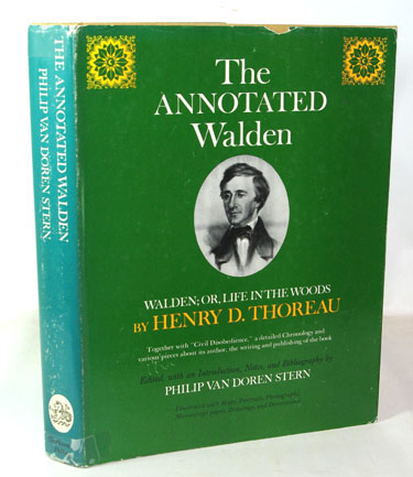 The Annotated Walden. Walden; or, Life in: Henry David Thoreau