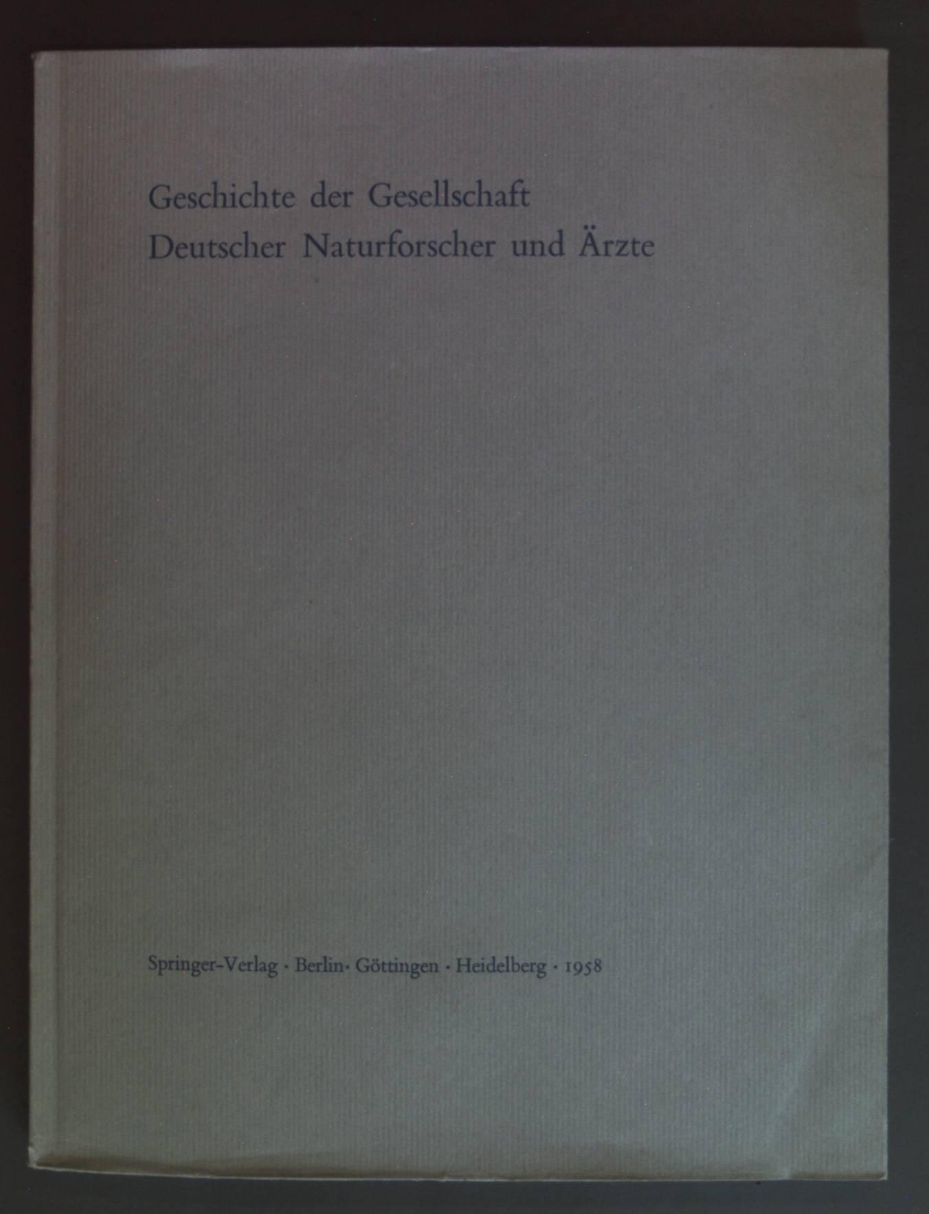 Kleines Quellenbuch zur Geschichte des Gesellschaft Deutscher: Pfannenstiel, Max: