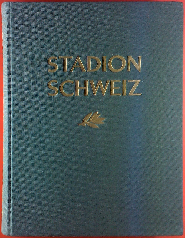 Stadion Schweiz, Turnen, Sport und Spiele, Band: Hans Richard Müller