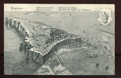 Postkarte: Helgoland.: Helgoland: