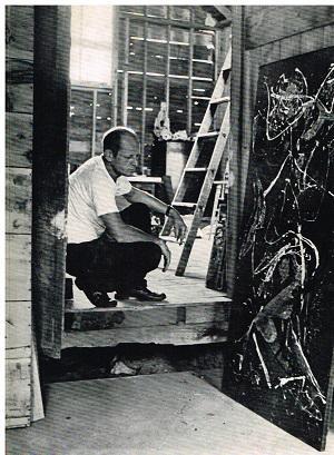 Katalog der Kunsthalle Düsseldorf 1961.: Jackson Pollock.