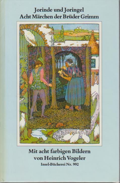 Acht Märchen der Brüder Grimm / mit: Grimm, Jacob und