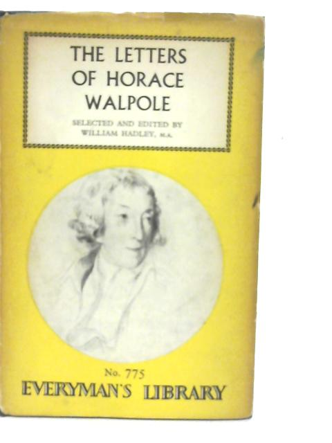 Selected Letters: Horace Walpole
