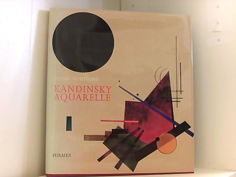 Aquarelle und andere Arbeiten auf Papier Aquarelle: Kandinsky, Wassily und