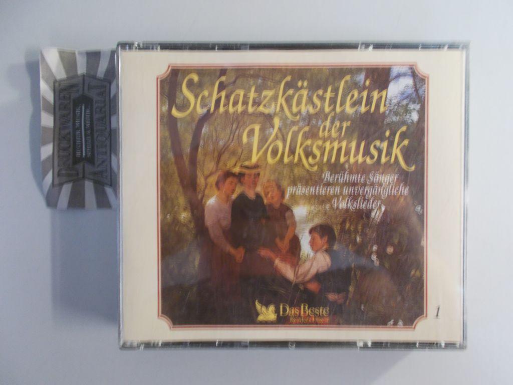 Schatzkästlein der Volksmusik - Berühmte Sänger präsentieren: Various Artist: