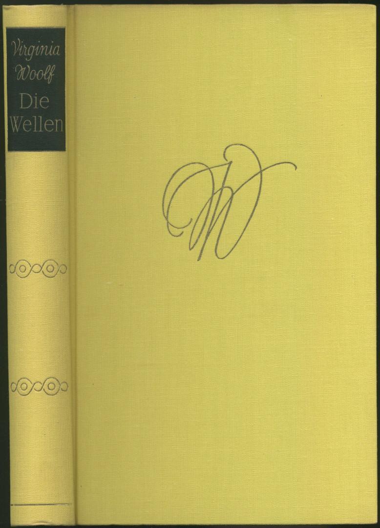 Die Wellen. Roman. (Übersetzung von Herberth und: Woolf, Virginia: