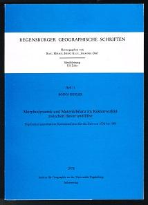Morphodynamik und Materialbilanz im Küstenvorfeld zwischen Hever: Higelke, Bodo: