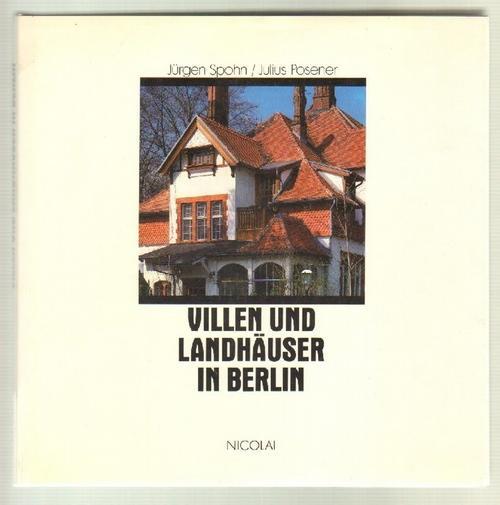 Villen und Landhäuser in Berlin. Photographiert von: Posener, Julius