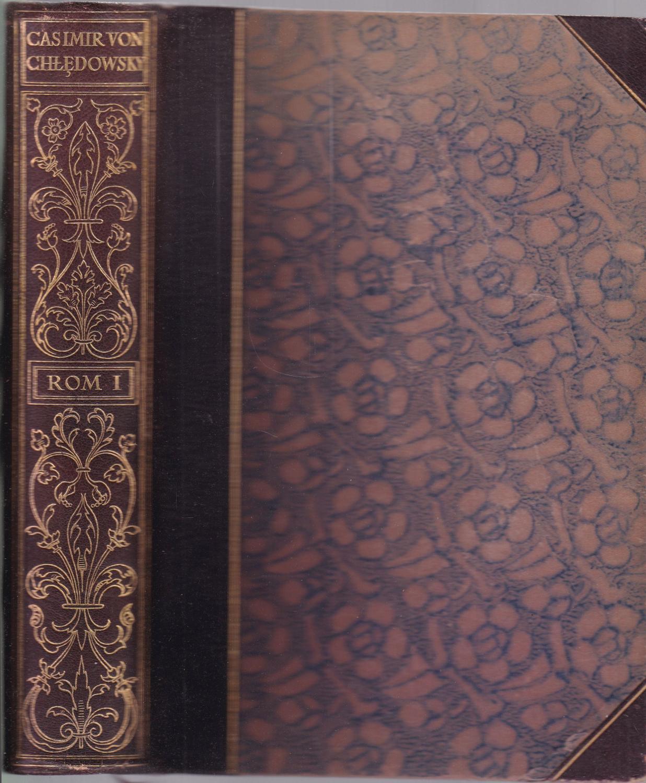 Rom I: Die Menschen der Renaissance: Chledowski, Casimir von