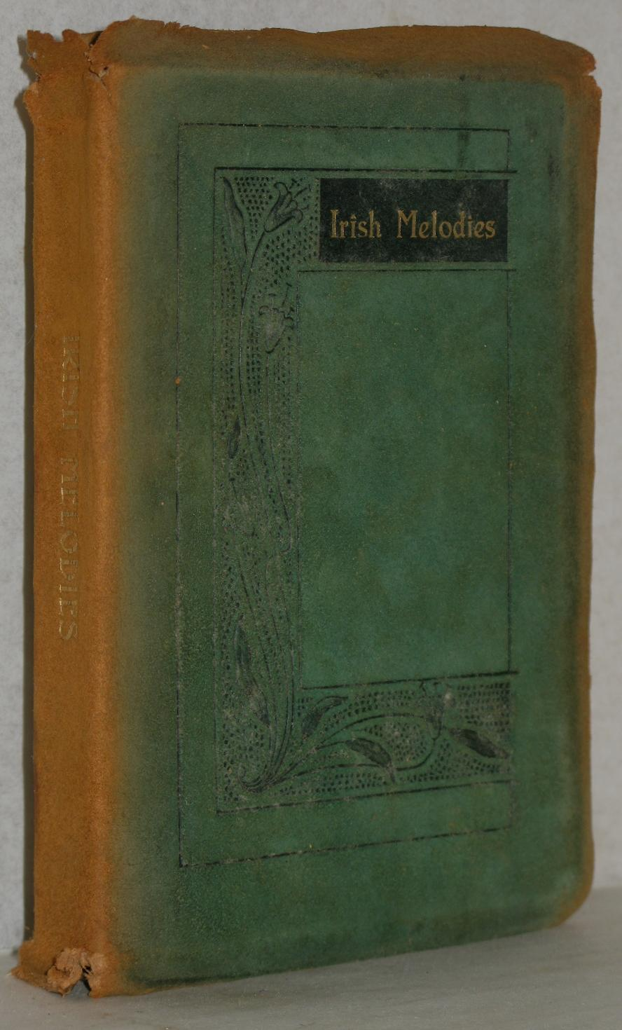 Irish Melodies and Songs. With an introduction: Moore, Thomas