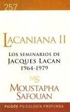 Lacaniana Ii - Safouan, Moustapha - SAFOUAN, MOUSTAPHA