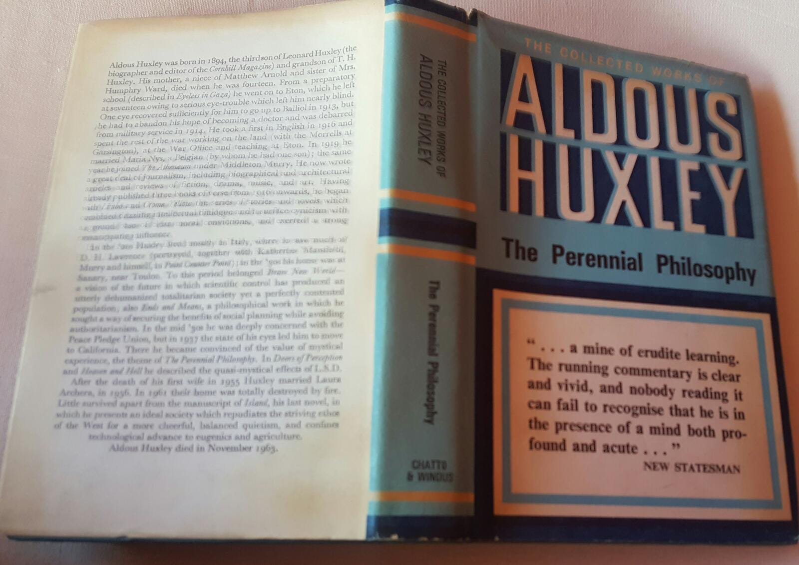 The Perennial Philosophy (The Collected Works of Aldous Huxley) - Aldous Huxley