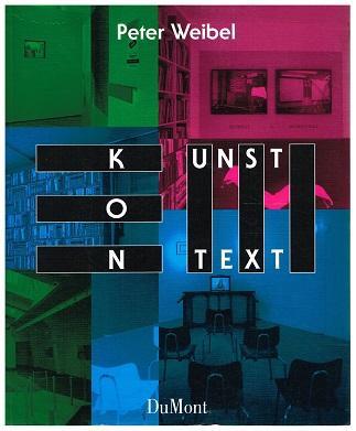 Kontext Kunst.: Peter Weibel (Herausgeber).