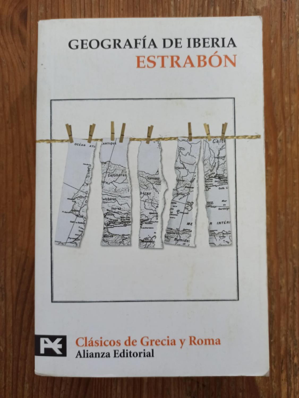 GEOGRAFÍA DE IBERIA : - Estrabon