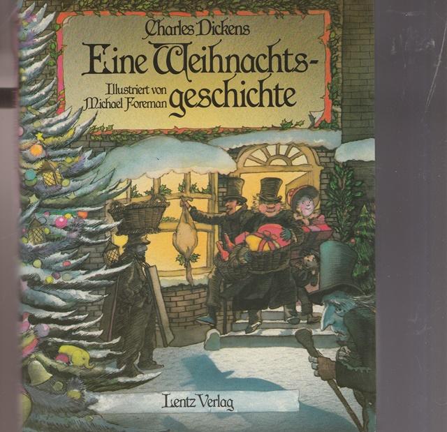 Eine Weihnachtsgeschichte.: Dickens, Charles: