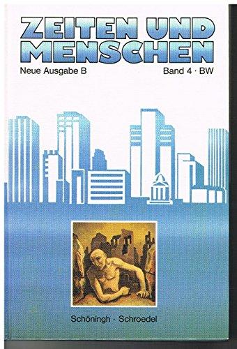 Zeitgeschichte. Vom Ersten Weltkrieg bis zur Gegenwart, Bd 4