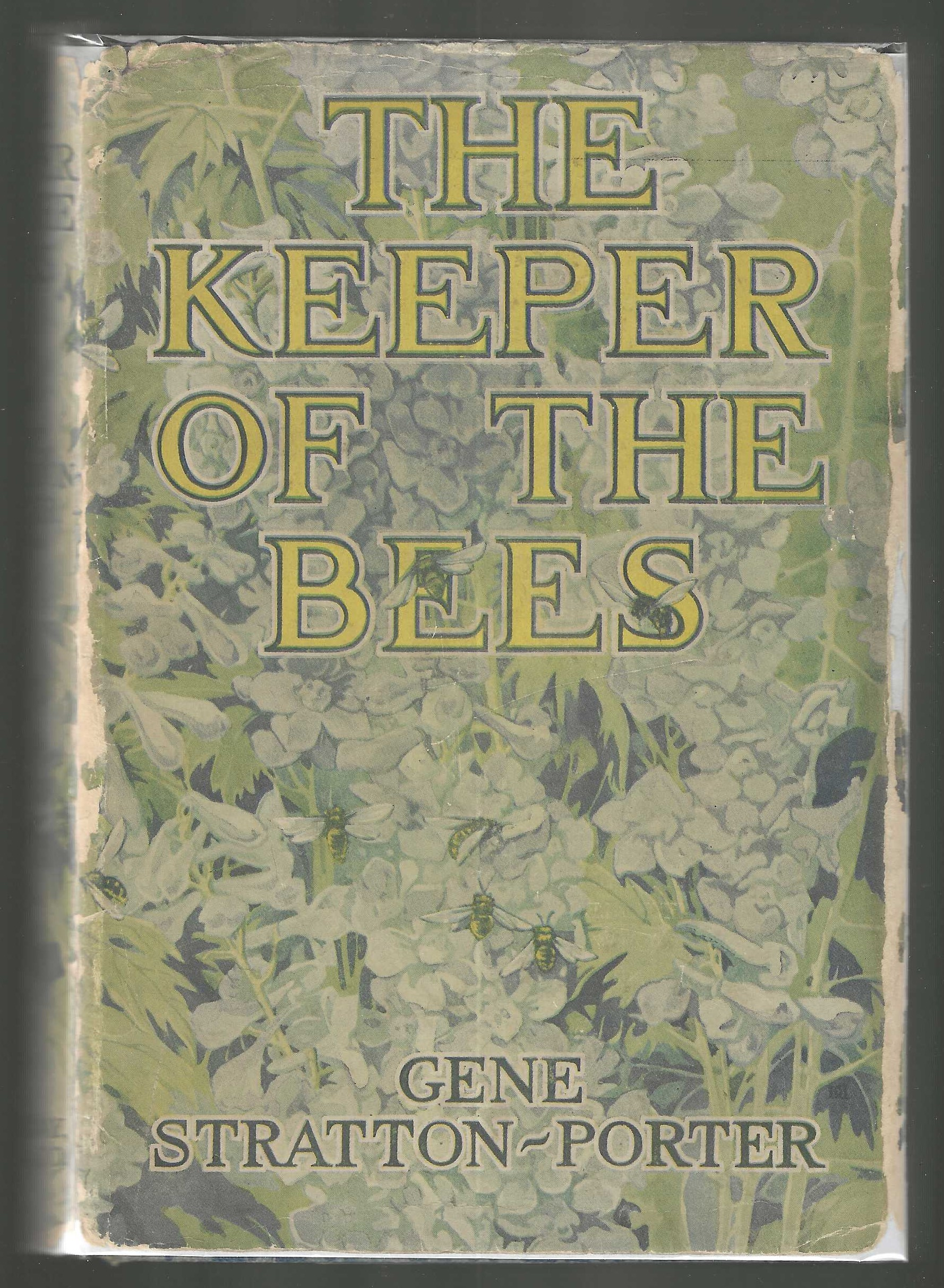 Stratton Porter Gene Keeper Bees First Edition Abebooks