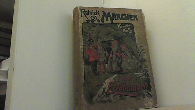 Märchen, Erzählungen und Lieder von Robert Reinick.: Reinick, Robert,