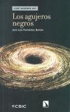 Los agujeros negros - José Luis Fernández Barbón