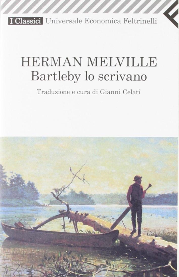 Bartleby lo scrivano - Melville, Herman