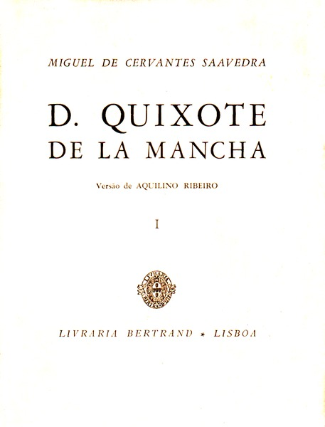D. QUIXOTE DE LA MANCHA (Volumes I,: CERVANTES SAAVEDRA. (Miguel