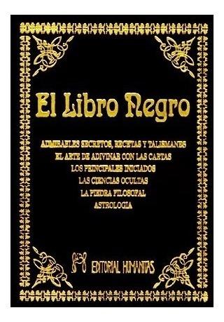 El Libro Negro - Tapa Dura - Humanitas - Envio En El Dia - An—nimo