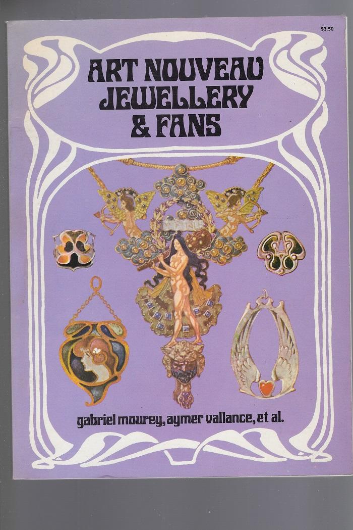 Art Nouveau Jewellery and Fans.: Mourey, Gabriel and
