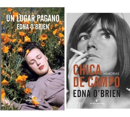 Pack O Brien Edna Un Lugar Pagano Chica De Campo By O Brien Edna New Ver Descripci N Juanpebooks