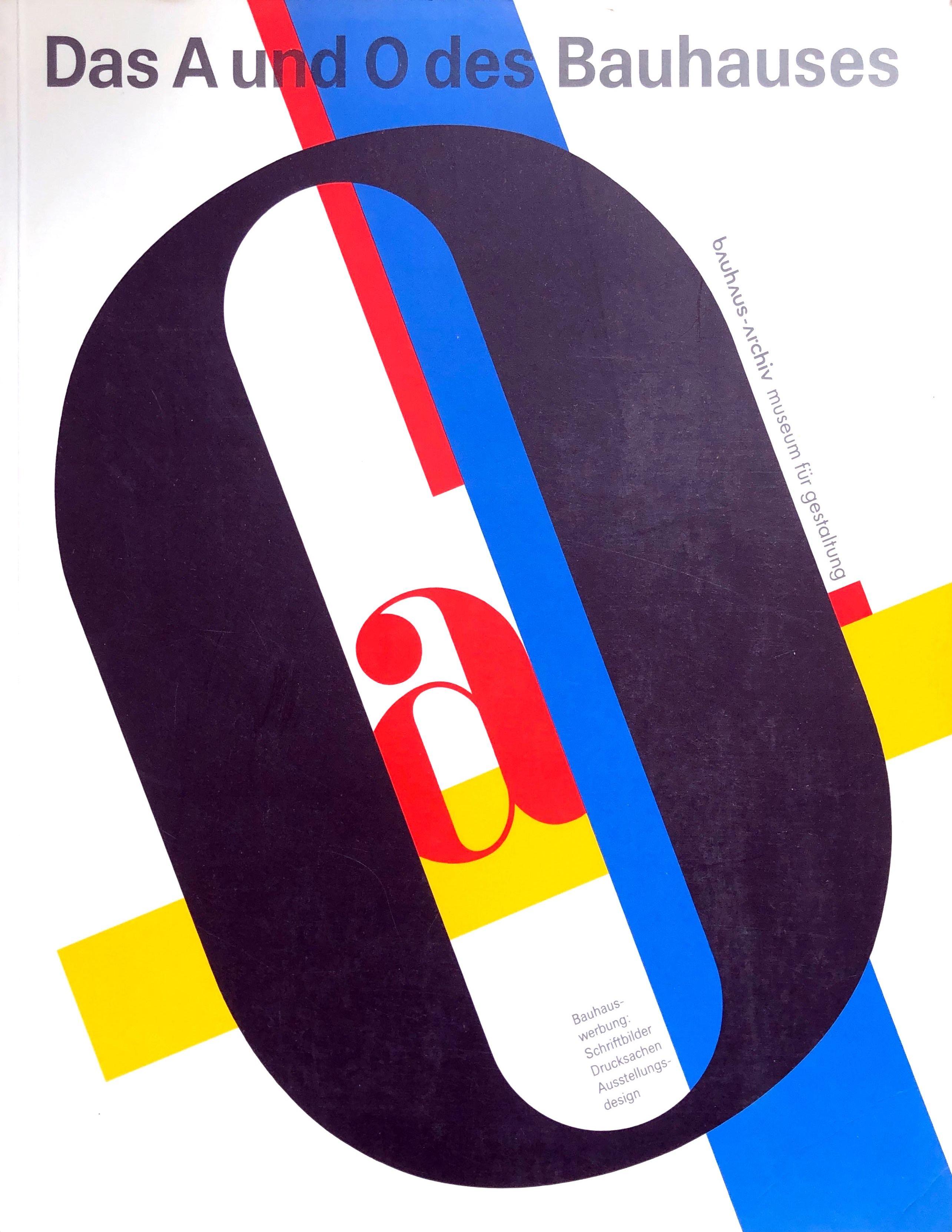 Das A und O des Bauhauses -: Bauhaus-Archiv - Brüning,