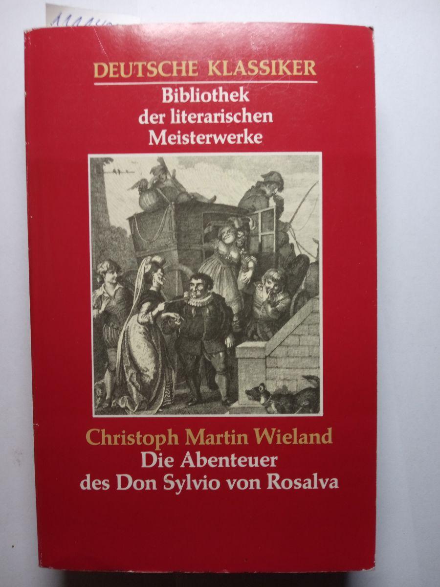 Die Abenteuer des Don Sylvio von Rosalva: Wieland, Christoph Martin: